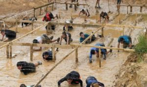Mud Day' race takes place every year in France-min