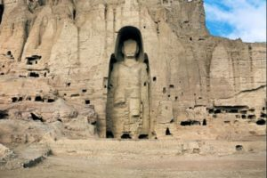 Bamiyan Buddhist Caves
