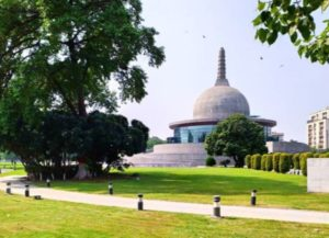 Buddha Smriti Park facts