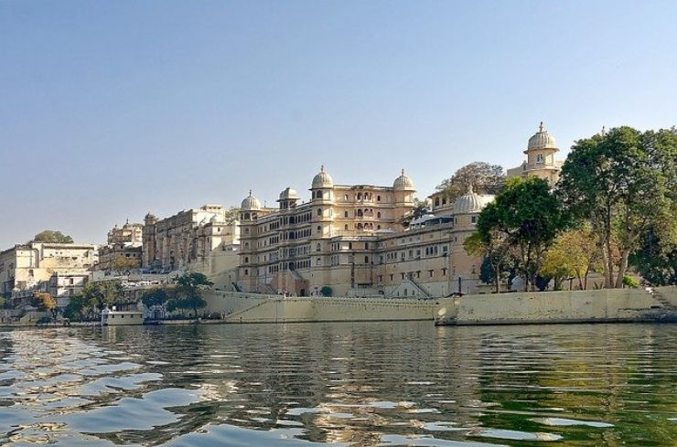 City Palace,Udaipur facts