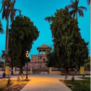 Khusro Bagh facts