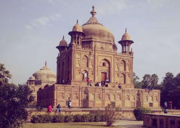 Khusro Bagh shocking facts