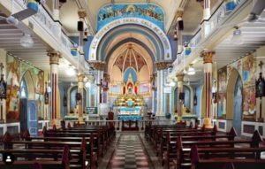 Mount Mary Church facts