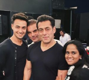 Salman Khan and arpita