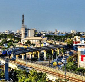 General facts about Chennai