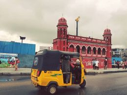 Place to visit in chennai