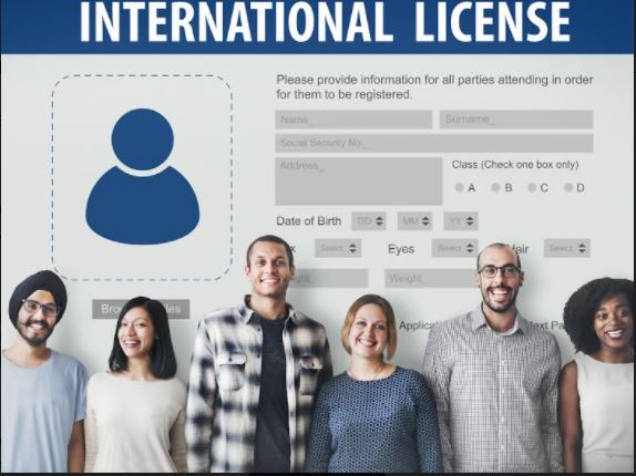 apply for international driving license in india